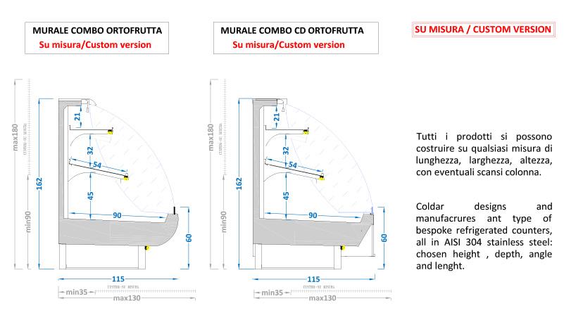Murali-refrigerati-aperti-serie-Combo