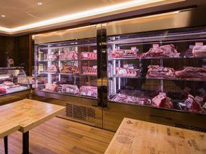Armoire froide pour maturation viande
