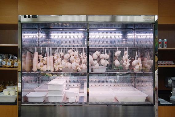 cave à fromages refrigeré salaisons
