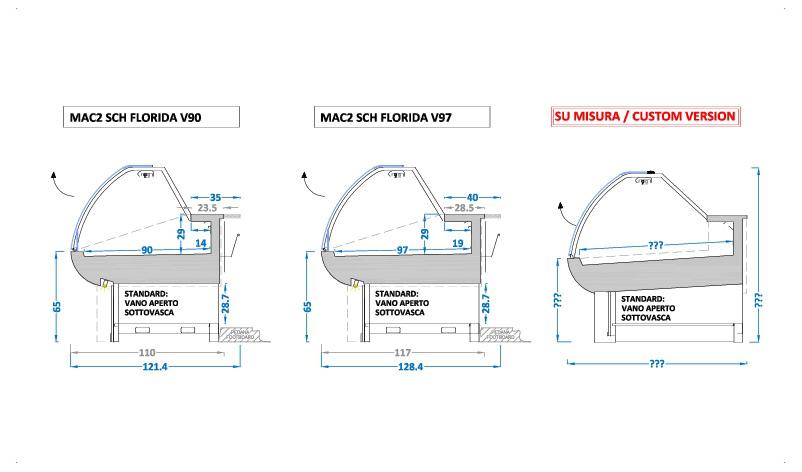 banchi-frigo-gastronomia-cornice-curva-vetro-panoramico-sezioni-MAC2-SCH-FLORIDA