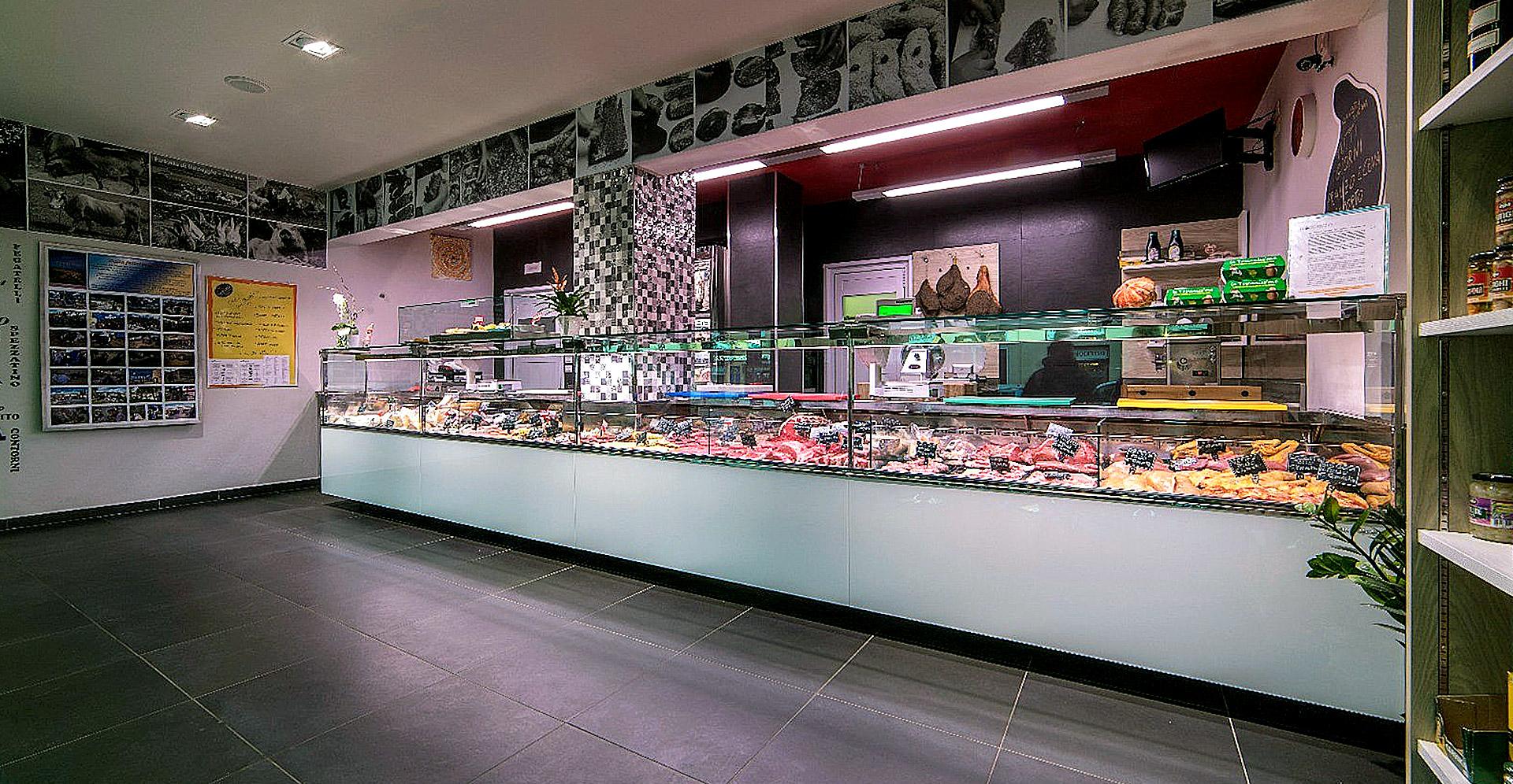 banchi refrigerati per gastronomia