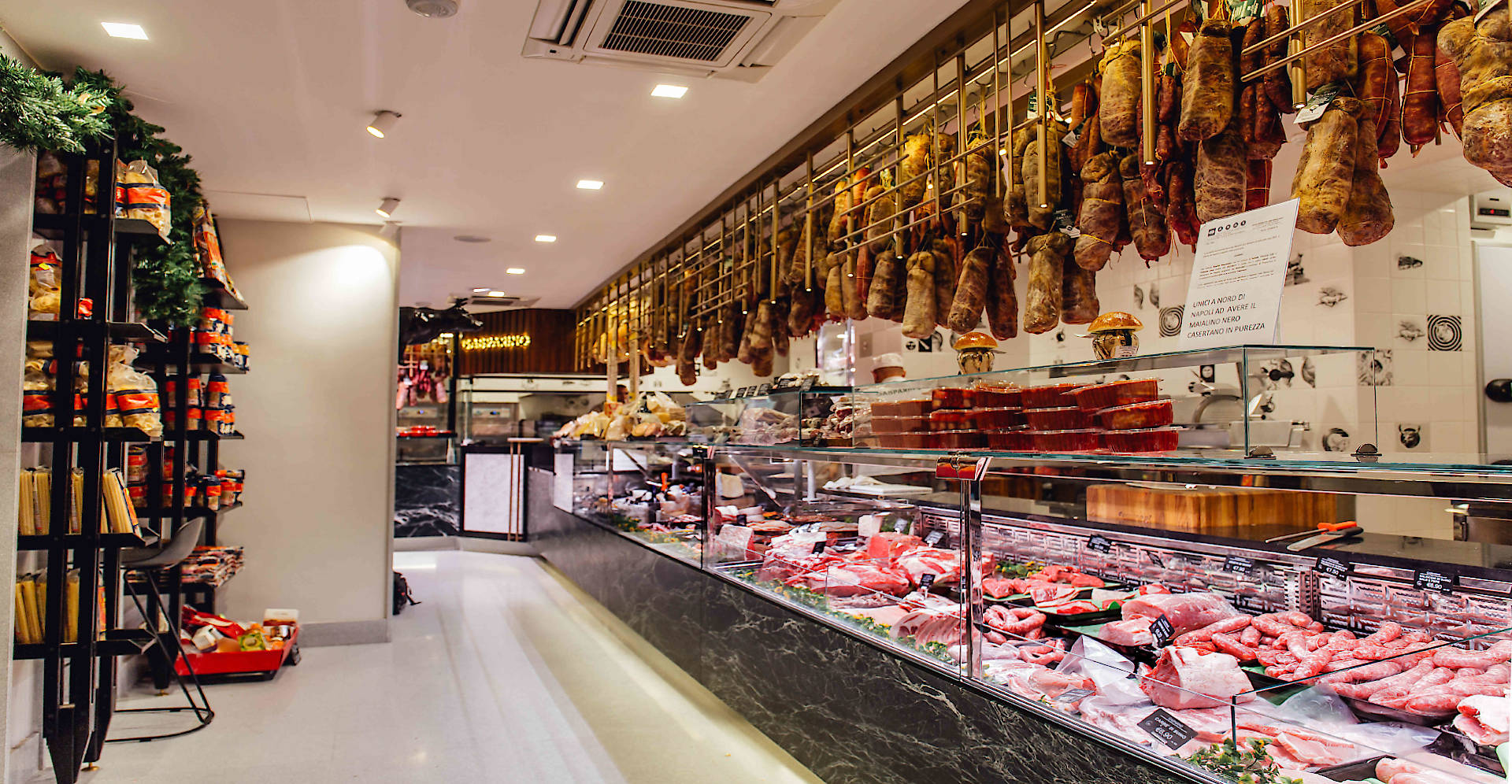 banco macelleria soft meat system