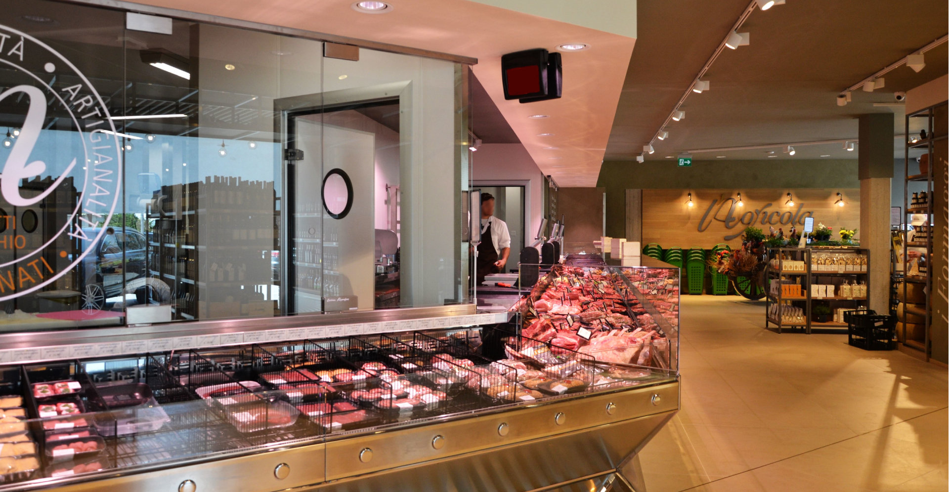 banco macelleria soft meat